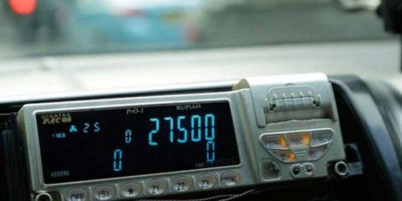 argometer taksi