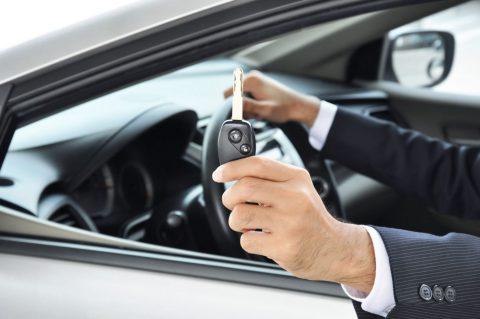 Kuatir Melepas Kunci Saat Mobil Disewakan (Rental)?
