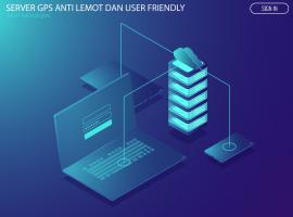 Server GPS Anti Lemot Dan User Friendly