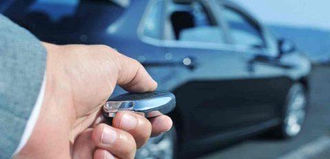 Mobil Dengan Keyless Entry System Rawan Dicuri